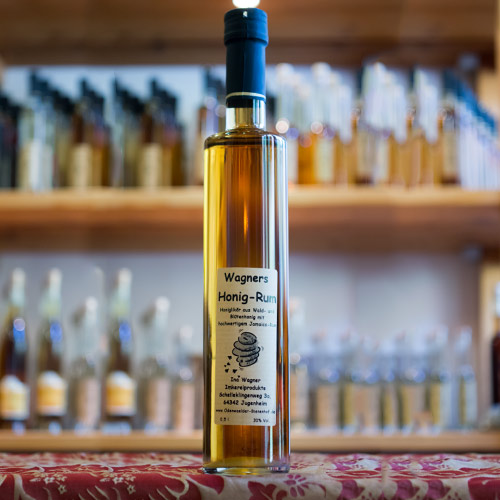Wagners Honig-Rum